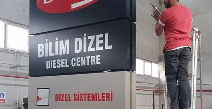 İzmir Tabela Firması Rox Reklam
