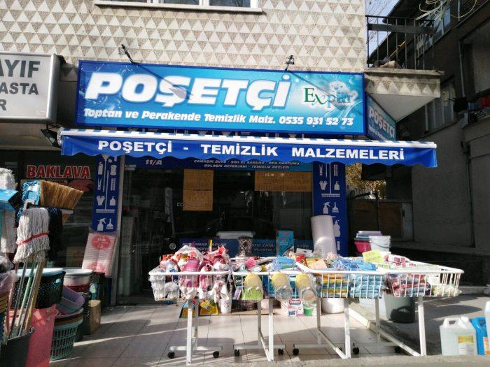 İstanbul Ambalaj Firması Poşetçi