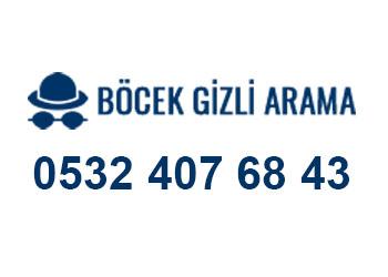 İstanbul Gizli Kamera Tespit Firması Böcek Gizli Arama